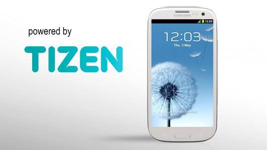 Samsung Tizen smartphone 2013