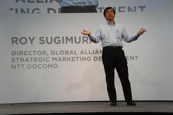 Roy Sugimura Tizen Developer Conference 2013