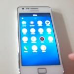 Samsung Galaxy S II Tizen 2.1 porting
