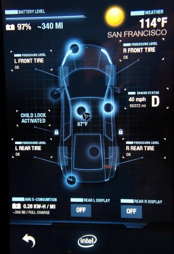 Tizen In-Car Entertainment Land Rover