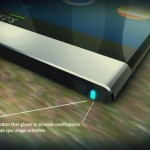 Tizen Azure concept smartphone