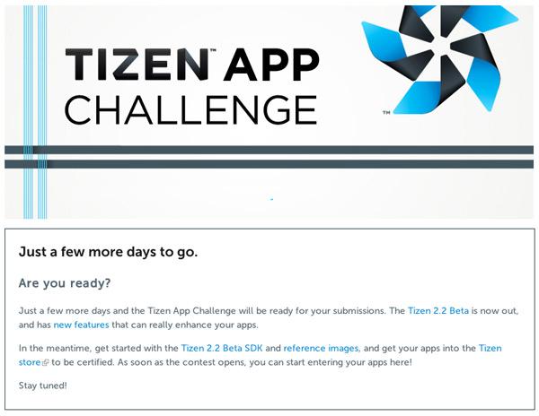 Tizen app challenge delay 2