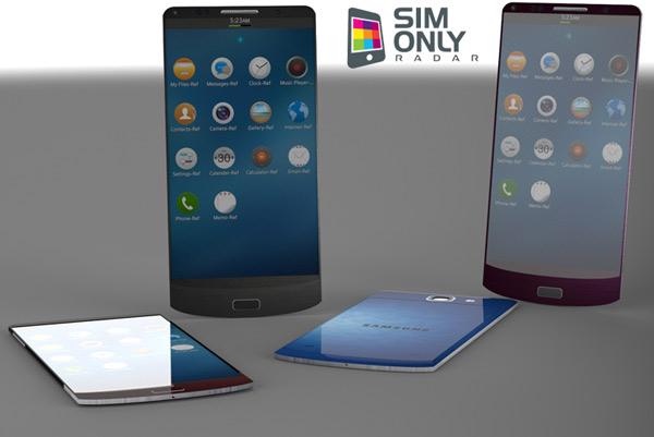 Samsung Tizen S concept smartphone-600