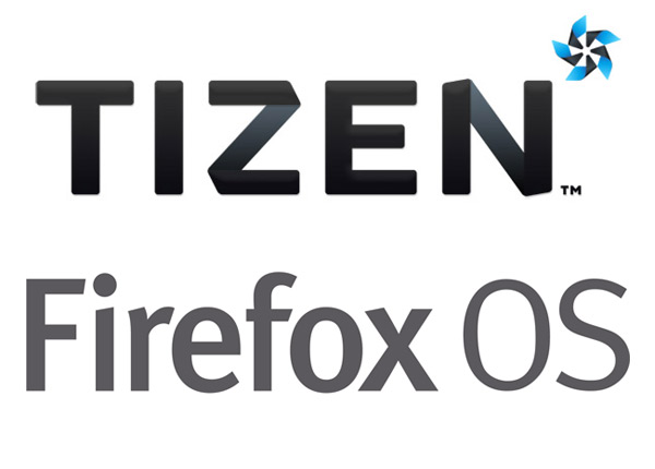 Tizen OS and Firefox OS