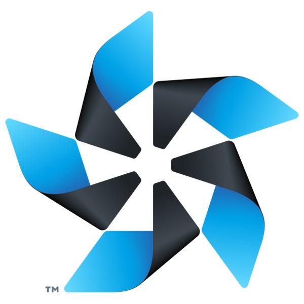 Tizen pinwheel logo