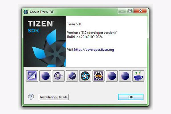 Tizen SDK 3.0